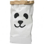 Paper Bag Panda(Shipping İncluded)