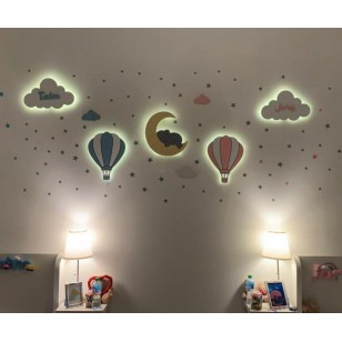Set Of 5 wall Lights (Shipping Included )