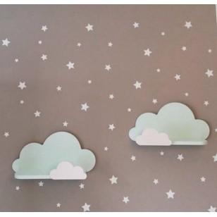 Cloud Wall Shelf(Shipping İncluded)