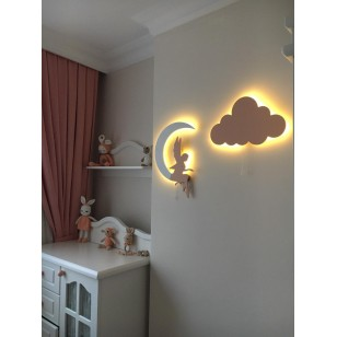 1 Fairy+1 Cloud Wall Cloud(shipping Included)