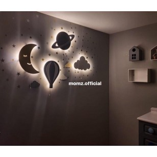 Planet Wall Light (Shipping İncluded )