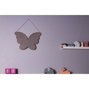 Unbreakable Butterfly Mirror(Shipping İncluded)
