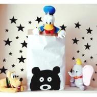 Paper Bag Cute Bear(Shipping İncluded)