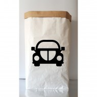 Paper Bag Car(Shipping İncluded)