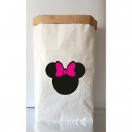 Paper Bag Minnie Mause(Shipping İncluded)