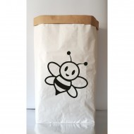 Paper Bag Cute Bee(Shipping İncluded)