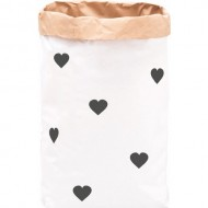 Paper Bag Little Hearts(Shipping İncluded)