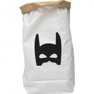Paper Bag mask(Shipping İncluded)