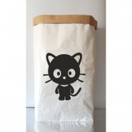 Paper Bag Cat(Shipping İncluded)