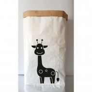 Paper Bag Giraffe(Shipping İncluded)