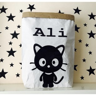 Paper Bag With Name(Shipping İncluded)