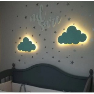 1 Cloud Wall Light (Shipping İncluded)