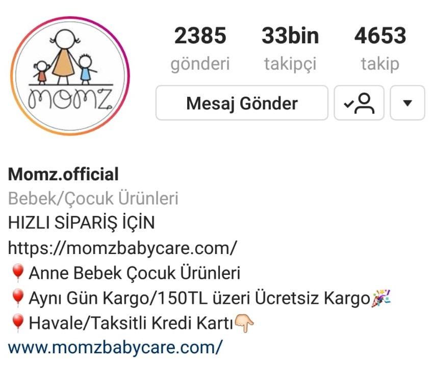 momz instagram